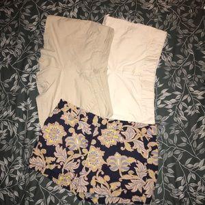 Bundle of 3 size 14 shorts!!
